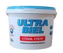 Краска Sniezka Ultra Biel 10 л белая