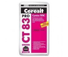 Клей для пенополистирольных плит Ceresit CT-83 Pro 27 кг