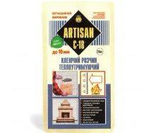 Клей для каминов Artisan С-18 25 кг