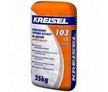 Клей для плитки усиленный Kreisel 103 25 кг