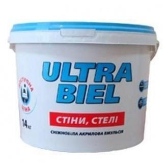 Фарба Sniezka Ultra Biel 10 л біла