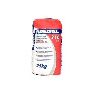 Клей для пенопласта Kreisel 210 25 кг
