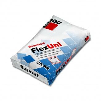 Цементо-песчаная клеевая смесь Baumit Baumacol FlexUni 25 кг
