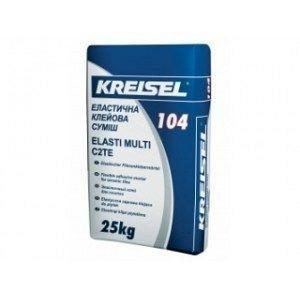 Клей эластичный Kreisel 104 25 кг
