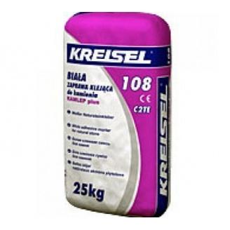 Клей эластичный для мрамора Kreisel 108 25 кг