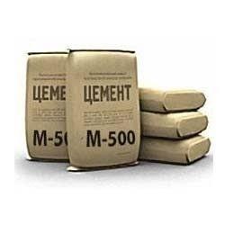 Цемент М-500 25 кг