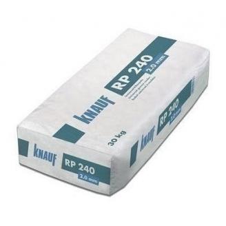 Штукатурка Knauf RP 240 5 мм 30 кг