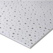 Гіпсокартон Knauf Cleaneo Akustik Thermoboard Plus 8/15/20R 4SK 1200x1875 мм 10 мм