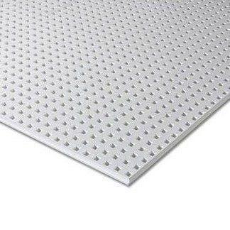 Гипсокартон Knauf Cleaneo Akustik linear 12/25Q 4FF 12,5х1200х2000 мм черный