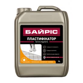 Пластификатор Байрис Теплый пол 5 л