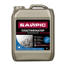 Пластификатор Байрис противоморозный 5 л