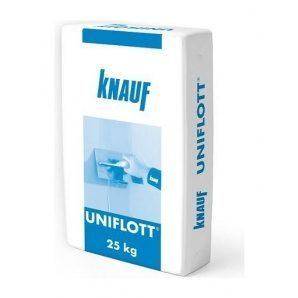 Шпаклевка Knauf Унифлотт 25 кг