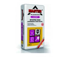Шпаклівка гіпсова Master G-Start для вирівнювання поверхонь 30 кг