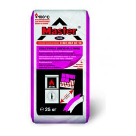 Еластична клейова суміш Master Flex цементно-піщана 25 кг