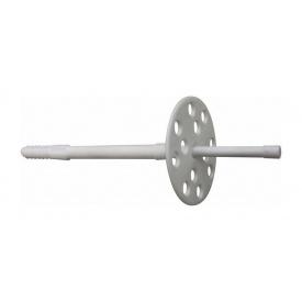 Дюбель для теплоизоляции 10х160 мм 100 шт