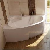 Ванна акриловая RAVAK Asymmetric асимметричная 160x105 см правая