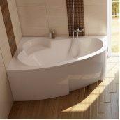 Ванна акриловая RAVAK Asymmetric асимметричная 170x110 см левая