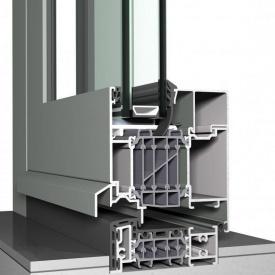 Алюминиевые двери из профиля Reynaers CS 86