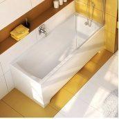 Ванна акриловая RAVAK Classic прямоугольная 120x70 см