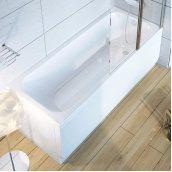 Ванна акриловая RAVAK Chrome прямоугольная 170х75 см