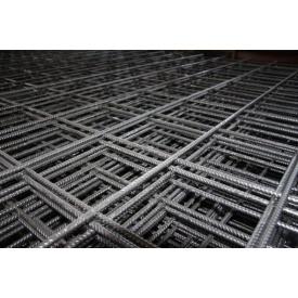Сітка арматурна для стяжки ЕП 4х100х100 мм 1х2 м