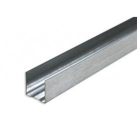 Профиль гипсокартонный UD-27 27х28,5 мм 3 м