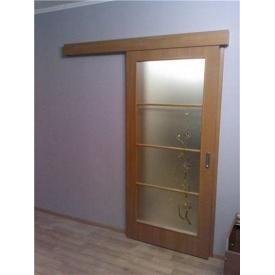 Розсувні двері Новий Стиль Вікторія 2000х700х40 мм вільха золота
