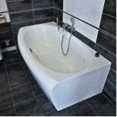 Ванна акриловая RAVAK Evolution прямоугольная 180х102 см