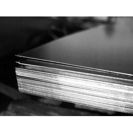 Лист сталевий холоднокатаний 1 мм 1x2 м