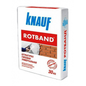 Универсальная гипсовая штукатурка Knauf Rotband 30 кг