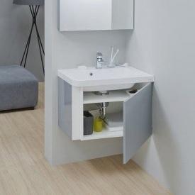 Шкафчик под умывальник RAVAK 10 градусов SD R 550 550x450x450 мм серый