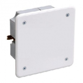 Коробка GE 41001 распаячная для твердых стен 92x92x45 мм