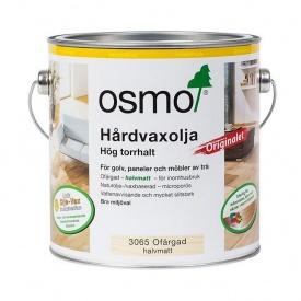 Масло с твердым воском Osmo 3065 2,5 л полуматовое