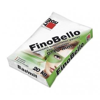 Шпаклевка Baumit FinoBello 20 кг белая
