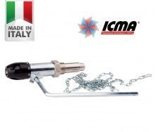 Регулятор тяги для твердопаливного котла Icma 147