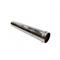 Труба-подовжувач нерж Версія Люкс L-0,5-1 м 1 мм