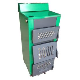 Твердотопливный котел Огонек КОТВ-18М 18 кВт модернизированный