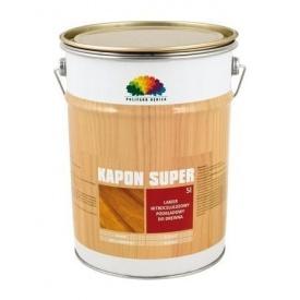 Лак грунтовочный для дерева Kapon Super 5 л