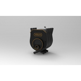 Калориферна піч «VESUVI» з варильної поверхнею «00», 6кВт-125 м3