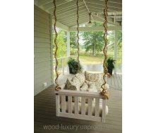Купить качели Wood Luxury