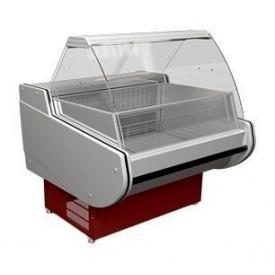Холодильна вітрина РОСС Siena M 0.9 низькотемпературна 1590х935х1260 мм 600 Вт