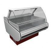 Холодильна вітрина РОСС Belluno-M низькотемпературна 1590х1120х1260 мм 772 Вт