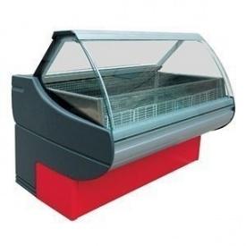 Холодильная витрина РОСС Sorrento-М низкотемпературная 1620х1100х1260 мм 772 Вт