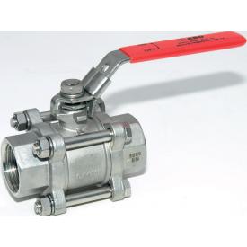 Шаровой кран ABO valve ART.942 DN 40