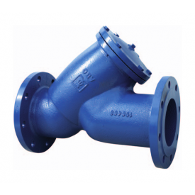 Фильтр ABO valve FRI-16 DN 80 RAL5005