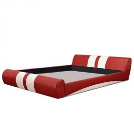 Кровать Вика Драйв 140 без матраса и ортопедической основы 140x200х75 см
