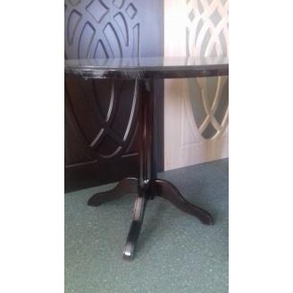Круглий стіл із сосни 1000 мм