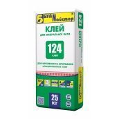 Суміш БудМайстер КЛЕЙ-124 25 кг
