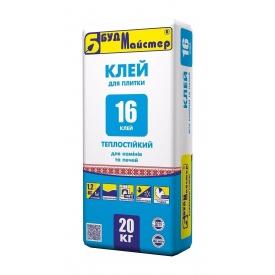 Смесь БудМайстер КЛЕЙ-16 20 кг