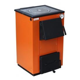 Твердотопливный котел MaxiTerm 12 кВт 730 мм